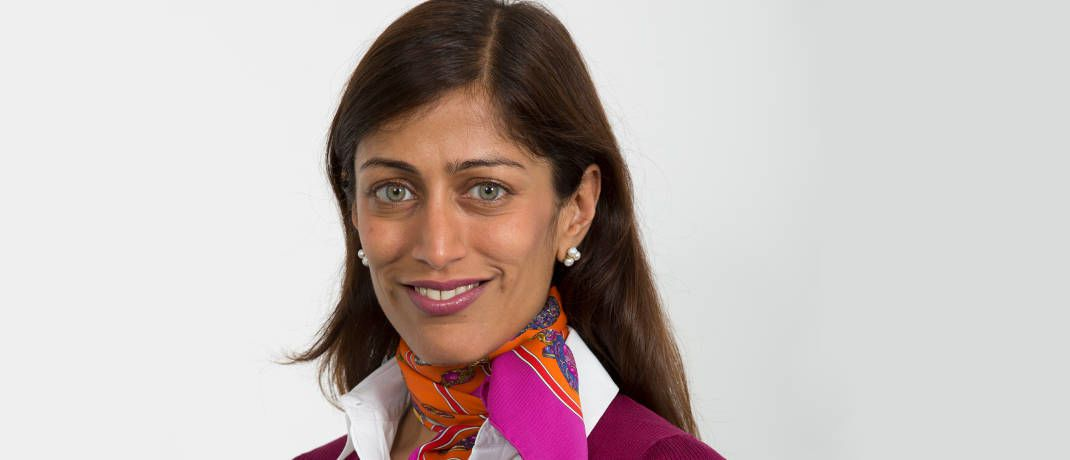 "Maya Bhandari managt den Threadneedle Global Multi Asset Income: ""Wir haben unsere Positionen ausgebaut."" 