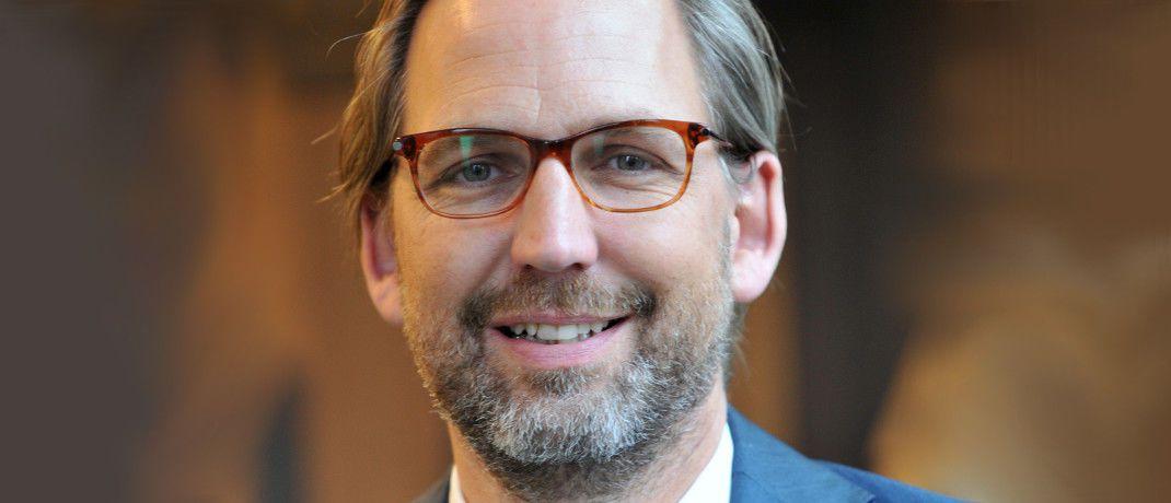 Martin Klein: Der Rechtsanwalt ist seit 2016 Geschäftsführender Vorstand des Verbandes Unabhängiger Finanzdienstleistungs-Unternehmen in Europa (Votum), der die Interessen der europaweit tätigen Finanzdienstleistungsunternehmen vertritt.|© © VOTUM Verband