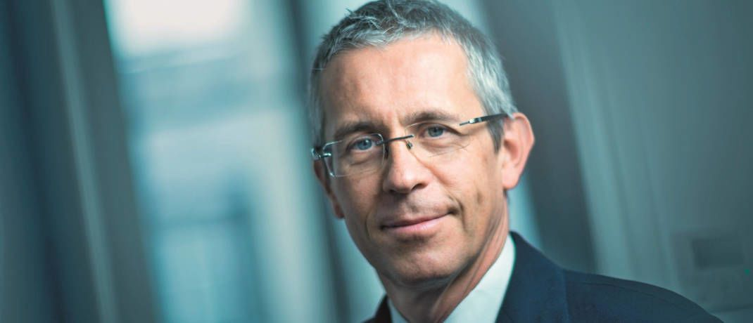 Bruno Poulin ist Geschäftsführer der Fondsgesellschaft Ossiam.|© Ossiam