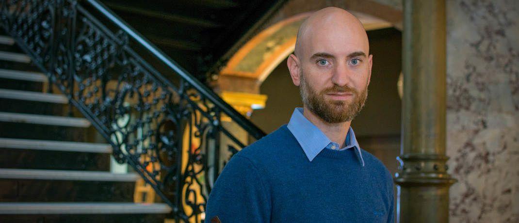 Warnt vor Krypto-Schlüsseln in der Cloud: Jan Bindig, Geschäftsführer des Datenrettungsunternehmens Datarecovery|© Daterecovery
