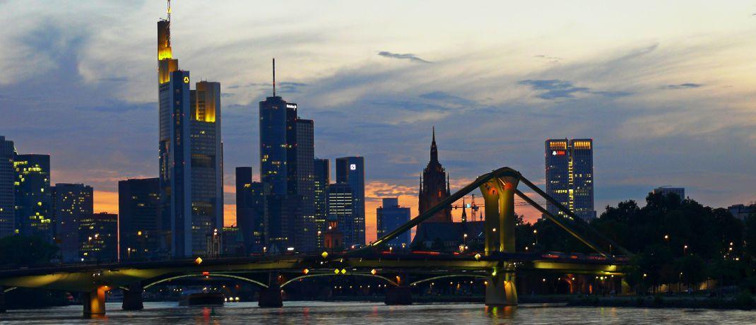 Frankfurt: Bei der Fondsgesellschaft Universal-Investment ist Daniel Flück wieder für den Fondsvertrieb mitverantwortlich.|© Herbert Walter Krick / <a href='http://www.pixelio.de/' target='_blank'>pixelio.de</a>