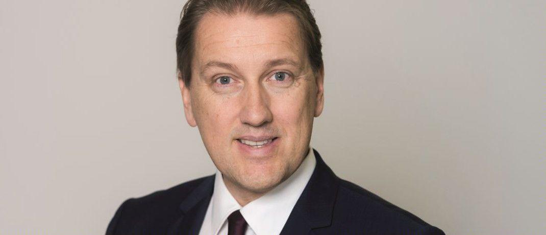 Ralph Blöcher kümmert sich ab März um die Öffentlichkeitsarbeit von DJE Kapital.|© Andreas Mann