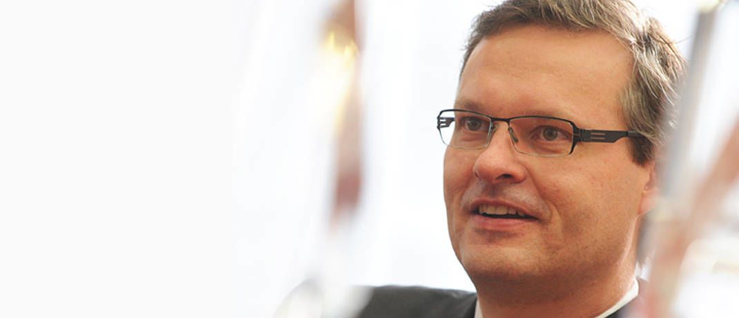 Thorsten Becker, Senior Fondsmanager für den JOHCM US Small Mid Cap Equity von J O Hambro Capital Management.|© J O Hambro