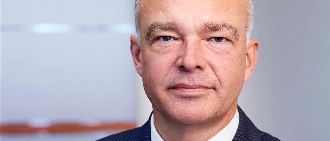 Hubert Dänner ist Vertriebschef beim Münchner Vermögensverwalter Assenagon.|© Assenagon