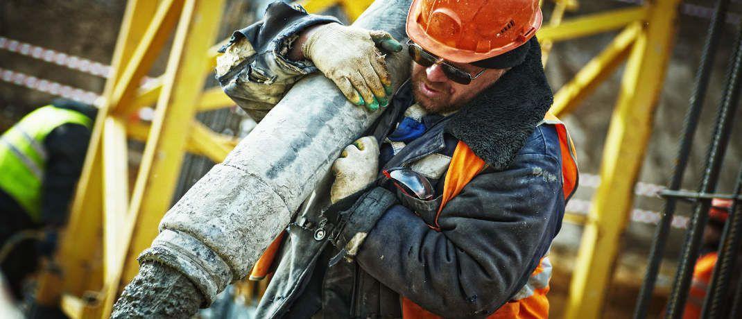 Bauarbeiter in den USA: Volkswirte bezweifeln langfristigen Erfolg der US-Steuerreform.|© Pexels