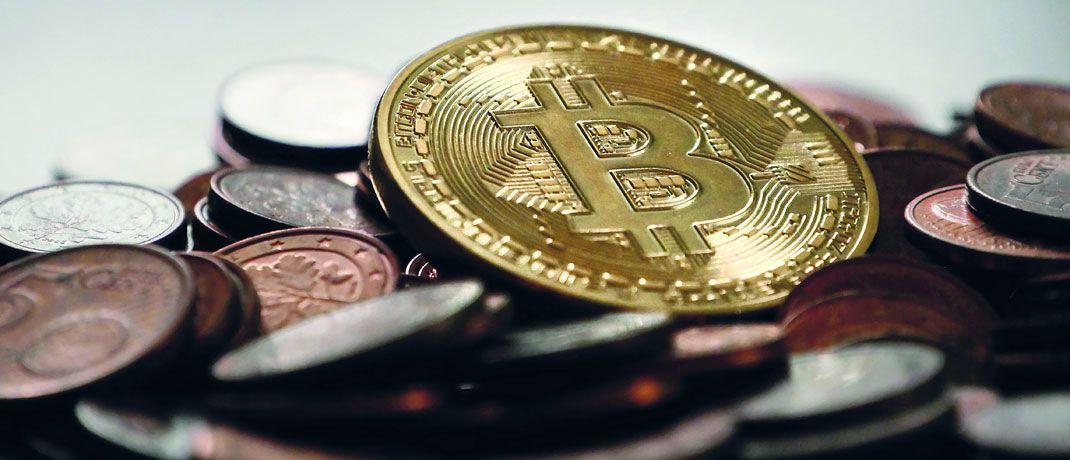 Bitcoins sind in der öffentlichen Wahrnehmung die bekannteste Krypto-Währung. Die Finanzmarktaufsicht in Liechtenstein hat jetzt den ersten Fonds genehmigt, dessen Portfolio aus Vermögensgegenständen besteht, die auf der Blockchain-Technologie beruhen. © Pixabay