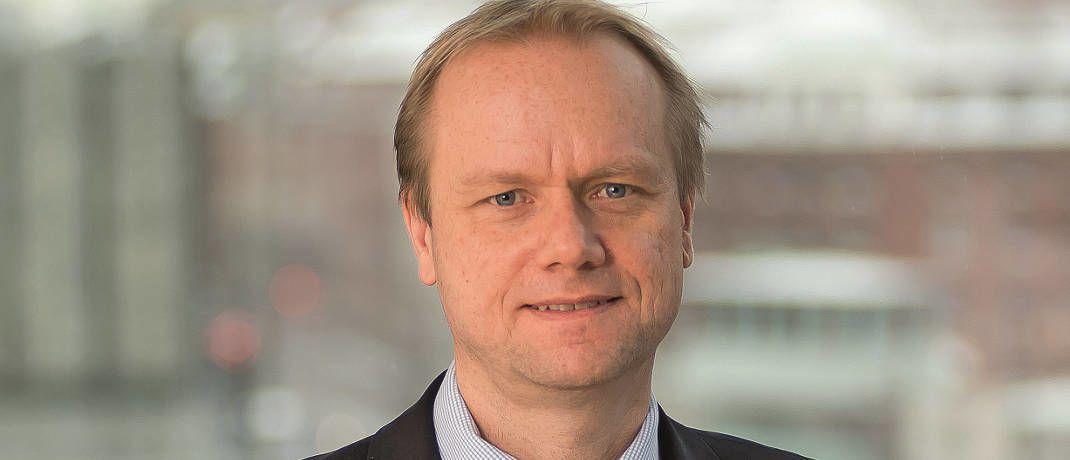 Asbjørn Trolle Hansen, Manager des Nordea Stable Return|© Nordea AM