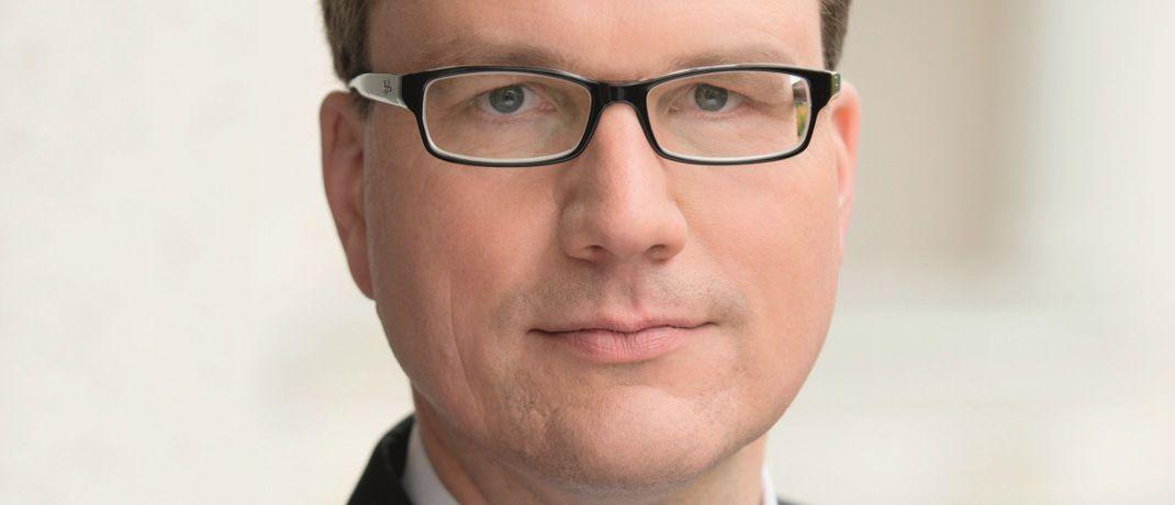 Carsten Mumm, Chefvolkswirt von Donner & Reuschel, nimmt die jüngsten Börseneinbrüche gelassen. |© Donner & Reuschel