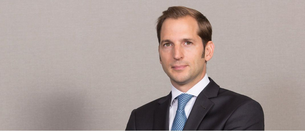 Florian Uleer ist Länderchef Deutschland bei Columbia Threadneedle Investments | © Columbia Threadneedle