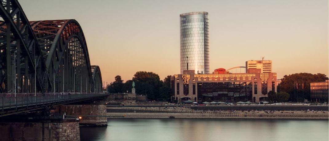 Hauptsitz von Flossbach von Storch in Köln|© Flossbach von Storch