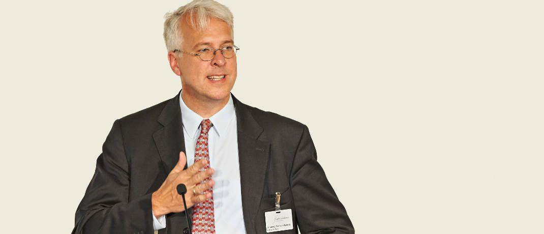 Georg Graf von Wallwitz rechnet mit weiter wackeligen Märkten.|© Team Uwe Nölke