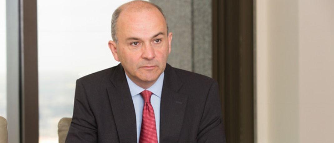 """Robert Lind, Europa-Volkswirt von Capital Group: """"Weil europäische Aktien bereits stark zugelegt haben, dürften derartige Gewinne dieses Jahr nicht zu wiederholen sein. Dennoch traue ich europäischen Aktien in diesem positiven Umfeld mit starkem Wachstum und geringer Inflation noch etwas zu."""""""