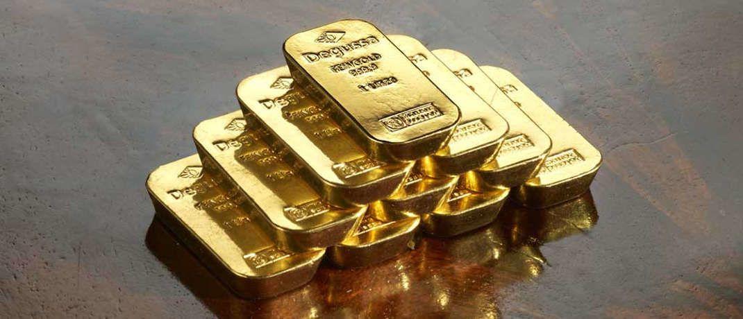 Goldbarren von Degussa Goldhandel: Demnächst auch gegen Digitalwährung erhältlich.|© Degussa Goldhandel