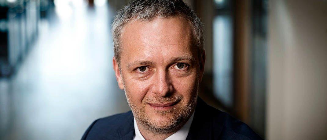Portfoliomanager und Unternehmensanleihechef Martin Nybye Sørensen, Jyske Capital|© Jyske Capital