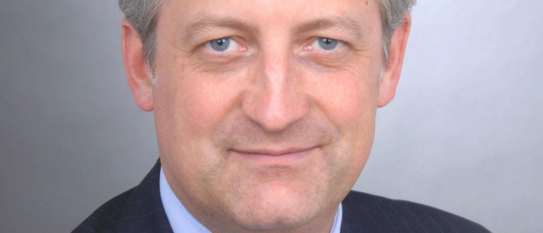 Peter Richters leitet das institutionelle Geschäft mit deutschen Kunden bei UBP.|© UBP