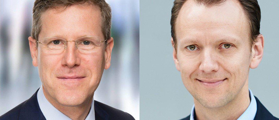 ICOs sollten nicht pauschal verdammt werden, finden Ulrich Keunecke, Partner für Alternative Investments und Versicherungen bei KPMG Law (li.) und Sven Korschinowski, Partner und Finanz-Experte bei der KPMG Wirtschaftsprüfungsgesellschaft.|© KPMG