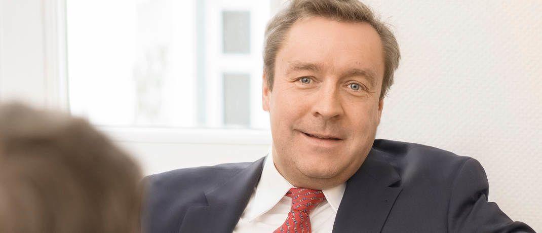 Christoph Bruns ist Vorstandsmitglied und Fondsmanager bei der Fondsgesellschaft Loys|© Loys