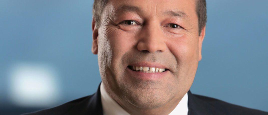 Andreas Pohl ist Vorstandsvorsitzender, zugleich Geschäftsführer und Gesellschafter der Deutschen Vermögensberatung Holding. |© DVAG