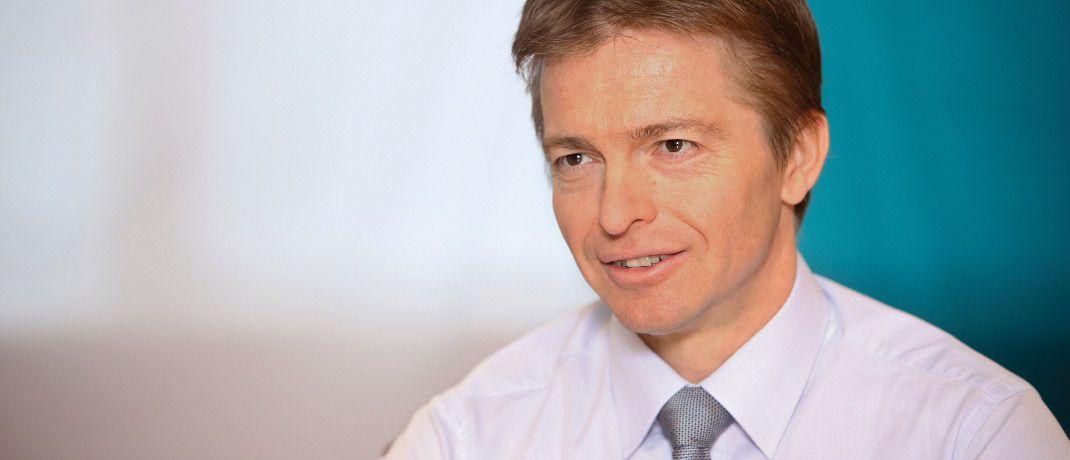 Johan Du Preez schaut genau hin, wenn andere Marktteilnehmer nervös werden.