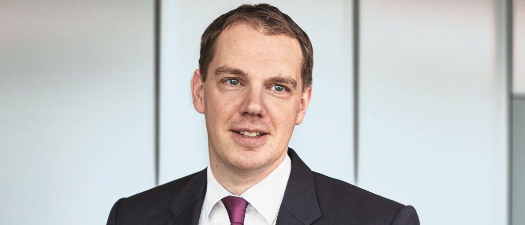 Stephan Fritz, Produktspezialist Multi Asset bei Flossbach von Storch.