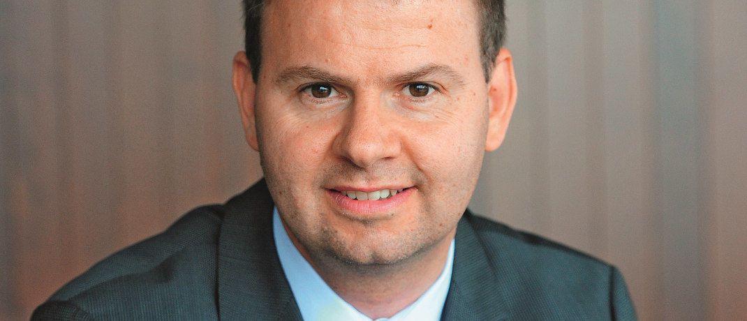 Michael Krautzberger, Leiter des europäischen Anleiheteams von Blackrock.|© Blackrock
