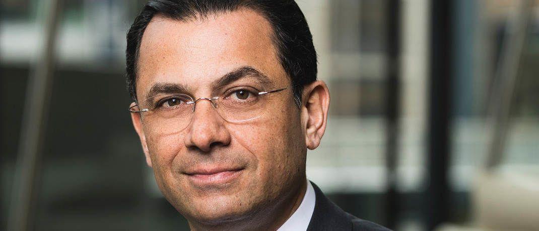 Naïm Abou-Jaoudé, Geschäftsführer der Candriam Investors Group|© Candriam