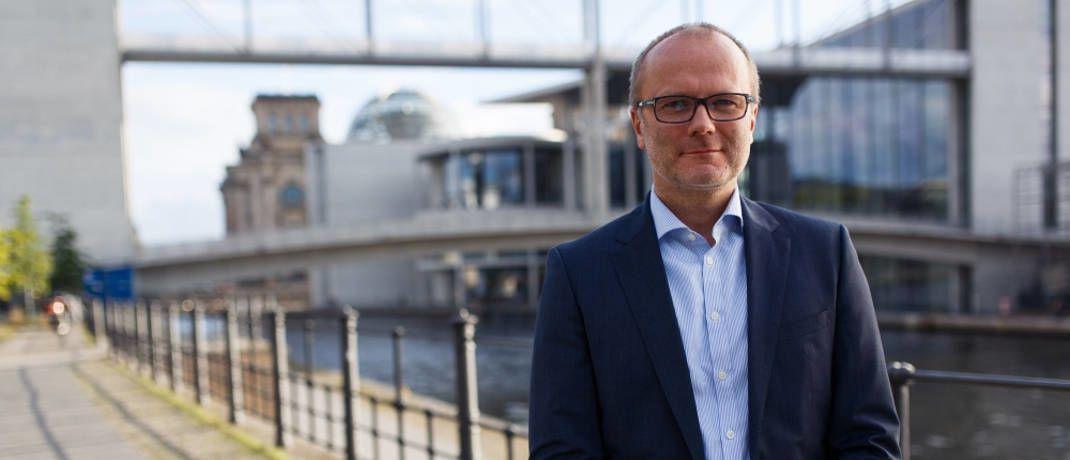 Niels Andersen ist geschäftsführender Gesellschafter der von ihm 2009 gegründeten Berliner Rechtsanwaltsgesellschaft, die auf Kapitalmarkt-, Gesellschafts-, Insolvenz- und Erbrecht spezialisiert ist © Niels Andersen