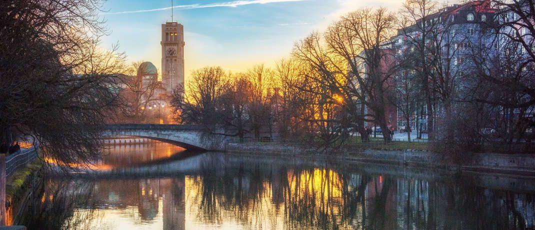 München: In der bayrischen Landeshauptstadt müssen Studenten am meisten für eine Unterkunft bezahlen.|© Pexels