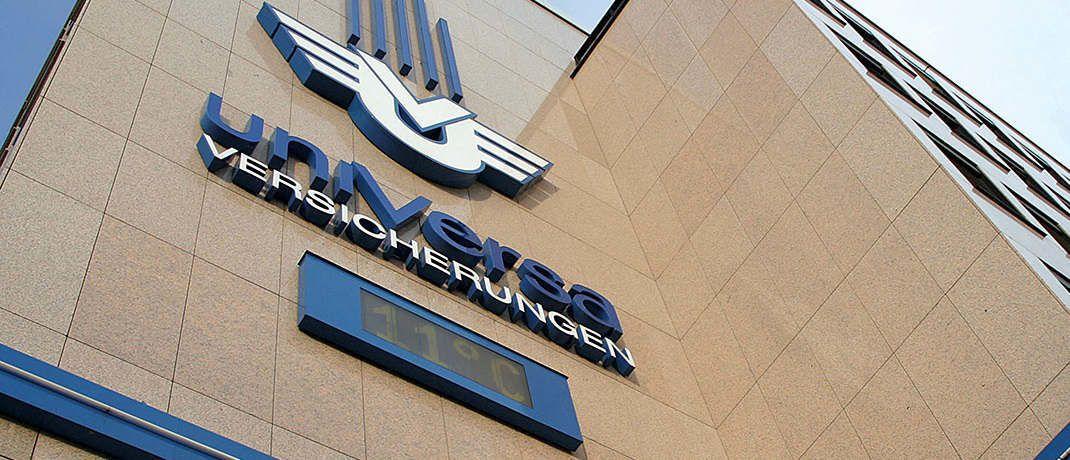 Die Universa-Zentrale in Nürnberg: Der Versicherer schnitt in der Gunst der Makler im Bereich Krankenkversicherung am besten ab.|© Universa