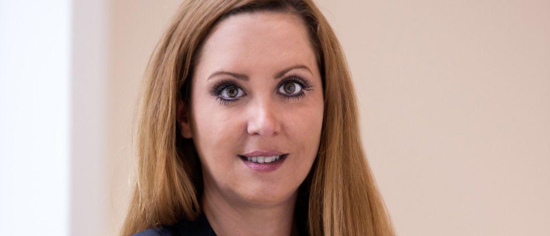 "Sandra Sonnleitner, Allianz GI: ""Anleger haben einen hohen Bedarf an kurzfristigen Anlagen."" |© Allianz GI"