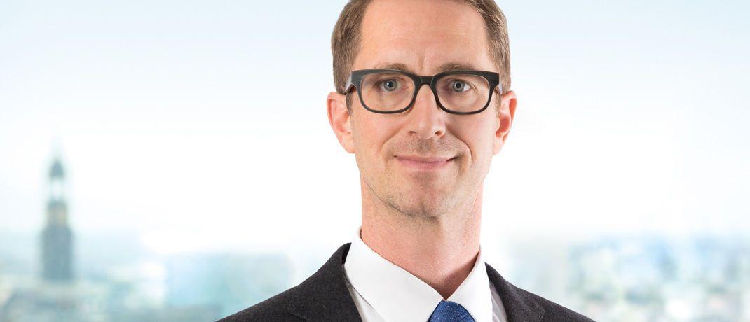 Urs Schubiger ist Quantitative Strategist bei der Aquila Systematic Trading Group.|© Aquila Capital