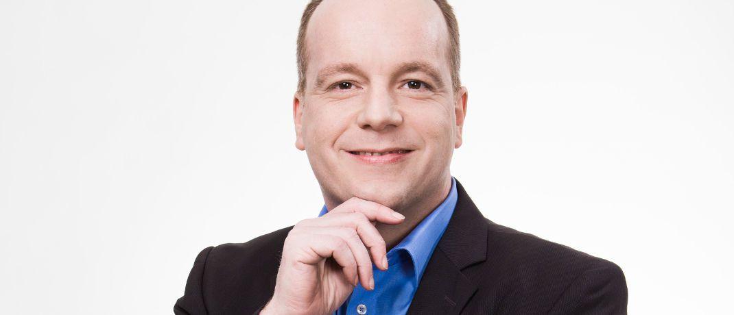 Andreas Görler ist Senior Wealthmanager bei Wellinvest - Pruschke & Kalm in Berlin.|© Wellinvest - Pruschke & Kalm GmbH