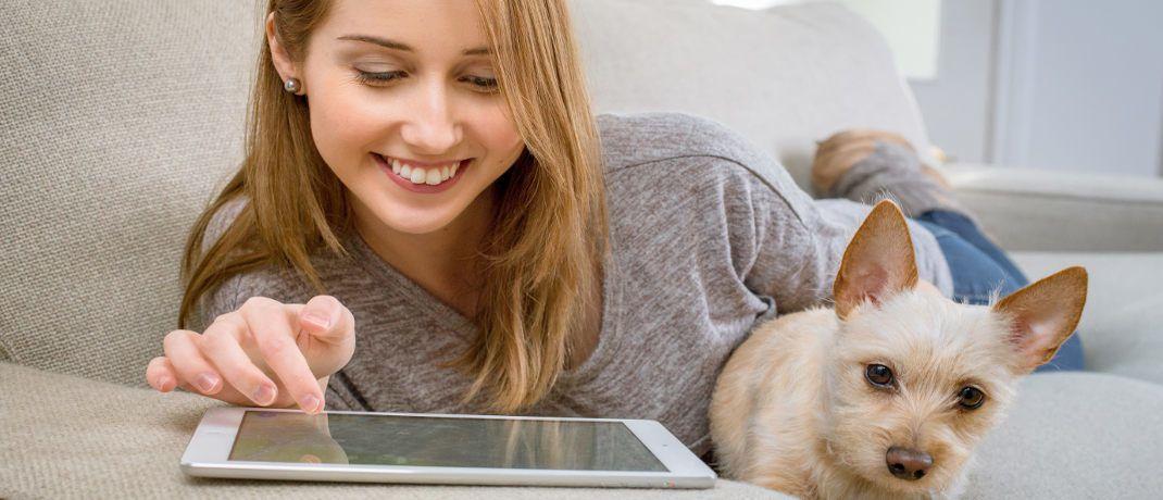 Immobiliensuche im Internet: Wer eine neue Wohnung für sich und seine Lieben sucht, sollte nicht zu lange fackeln, rät Robert Annabrunner, Bereichsleiter Drittvertrieb der DSL Bank.|© Pixabay