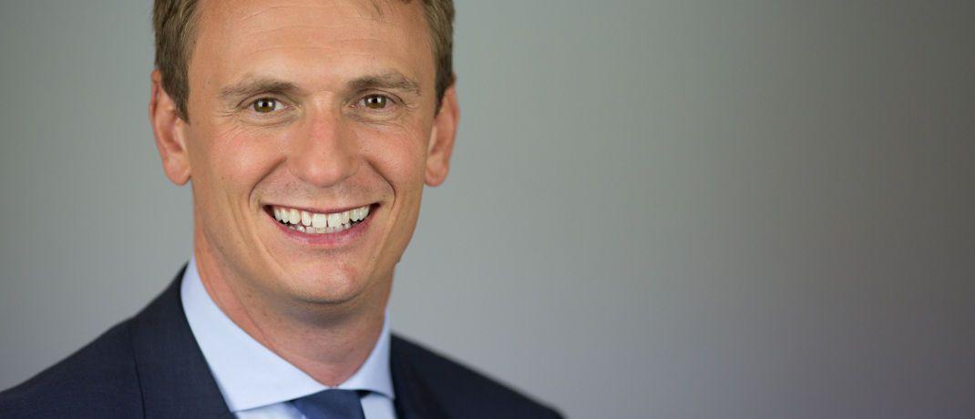 Tobias Spies: Der Manager des Arbor Invest – Spezialrentenfonds kann weltweit in unterbewertet erscheinende Anleihen investieren.|© von Huber, Reuss und Kollegen