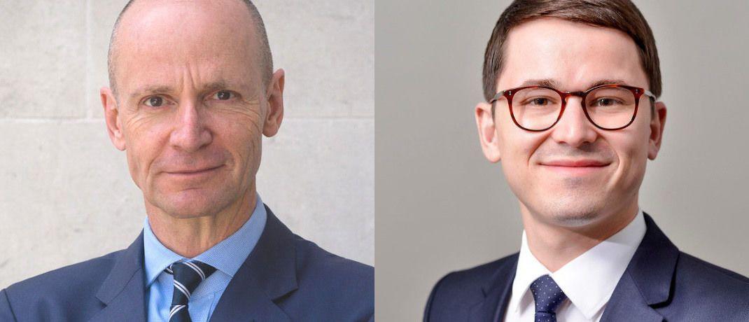 Gerd Kommer und Alexander Weis vom Finanzdienstleister Gerd Kommer Invest haben die Wette, mit der Warren Buffett gegen berühmte Hedgefonds-Manager angetreten ist, noch einmal genau unter die Lupe genommen.|© Gerd Kommer Invest