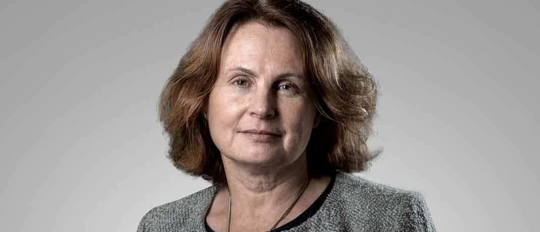"""Sandra Holdsworth, Fixed Income Investment Managerin bei Kames Capital: """"Die US-Kreditzinsen steigen schneller als die Leitzinsen.""""