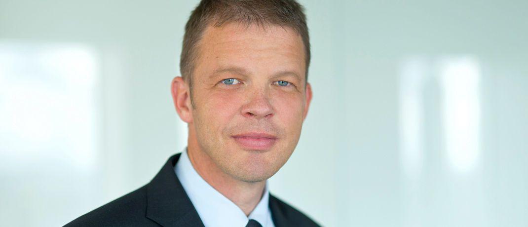 Hoffnungsträger im Deutsche-Bank-Vorstand: Privatkundenchef Christian Sewing übernimmt den Vorsitz des Gremiums.|© Deutsche Bank