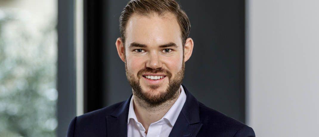 Christian Kurz, Managing Partner bei Strongbox