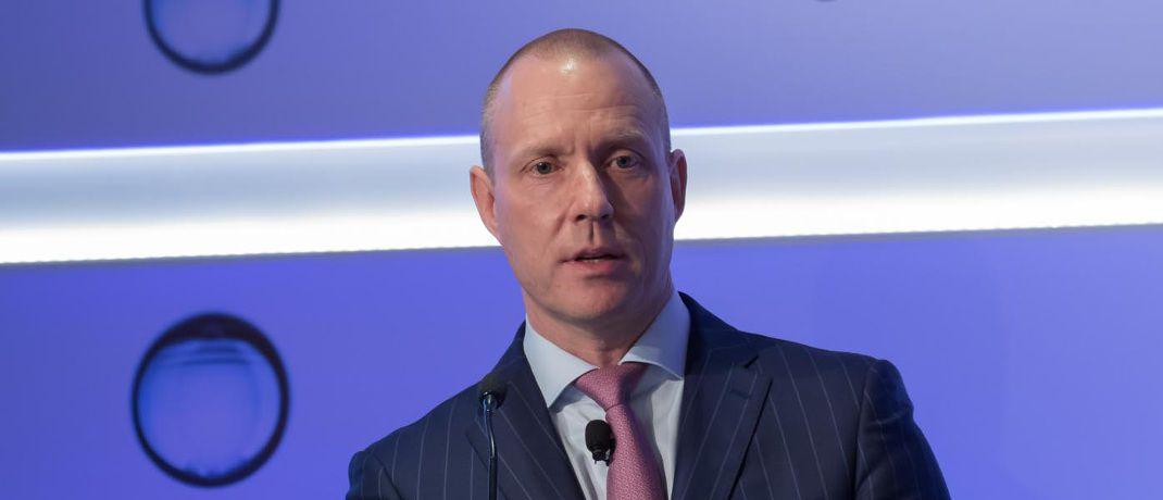 Michael Strobaek: Der globale Investment-Chef bei Credit Suisse setzt auf die Kooperation mit Carmignac.|© Credit Suisse