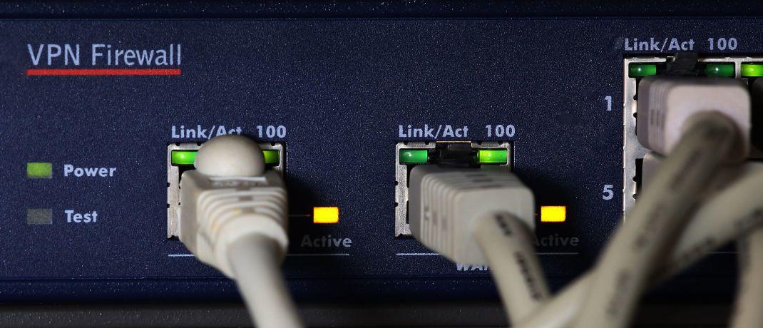 VPN Firewall: Die neuen EU-Vorgaben zum Austausch und Schutz von Kundendaten zwingt Banken zum Umdenken.&nbsp;|&nbsp;&copy; Tim Reckmann / <a href='http://www.pixelio.de/' target='_blank'>pixelio.de</a>