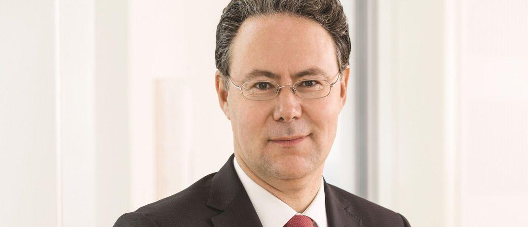 Frank Hagenstein löst Andrea Sauer an der Spitze der Geschäftsführung von LBBW AM ab. © Deka