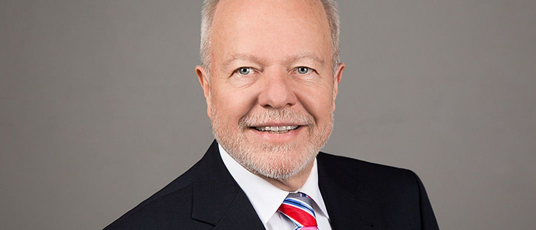 Rolf Ehlhardt, Vermögensverwalter, I.C.M. Independent Capital Management Vermögensberatung aus Mannheim.|© I.C.M.