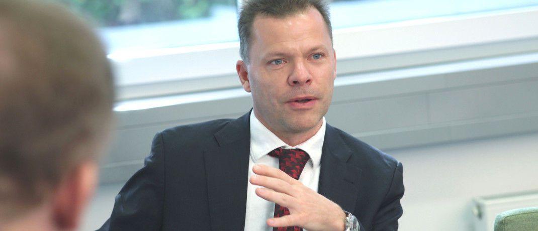 Vertriebsspezialist Roland Schmidt hat Ende März Carmignac den Rücken gekehrt.|© Manfred Kötter