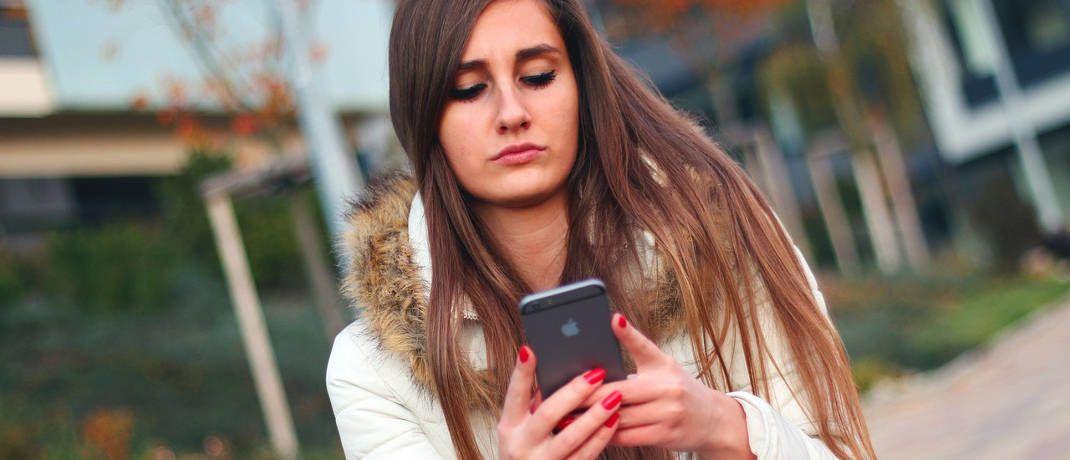 Für Menschen mit Freude am Smartphone gibt es bald eine neue Online-Bank|© Pixabay