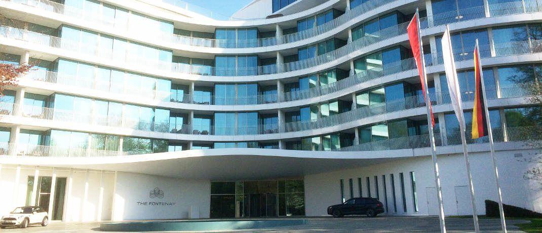 The Fontenay in Hamburg: Das Fünf-Sterne-plus-Haus an der Außenalster will Deutschlands bestes Hotel werden.|© Christian Hilmes