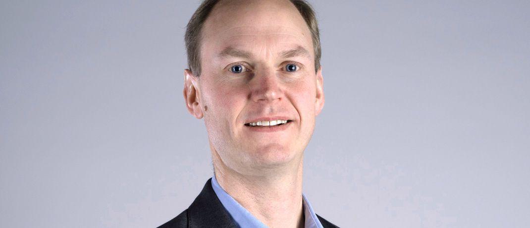 Ist ein leidenschaftlicher Angler: DNB-Fondsmanager Eirik Hernes Larsen.