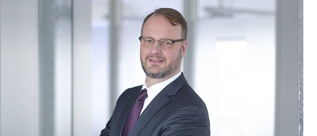 Michael Ost, Vorstandsvorsitzender der Deutsche Bank Bauspar AG.|© DB Bauspar AG