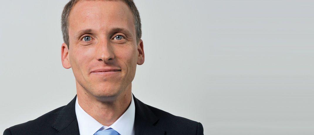 Portfoliomanager Sven Pfeil ist seit 9. April 2018 stellvertretendes Mitglied des Vorstandes von Aramea Asset Management.  © Aramea Asset Management