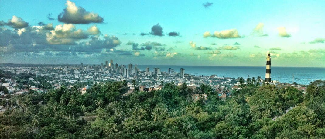 Brasilien: Die südamerikanische Wirtschaftsmacht bietet Natur- und Bodenschätze.|© Juniani Gonçalves