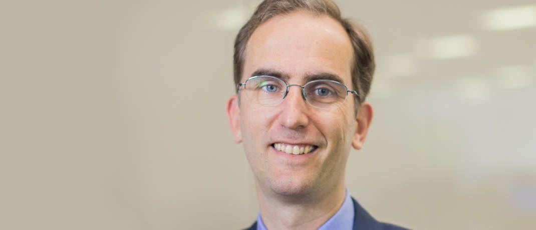 Thomas Samson ist Portfoliomanager für europäische Hochzinsanleihen beim Anleihespezialisten Muzinich & Co|© Muzinich & Co